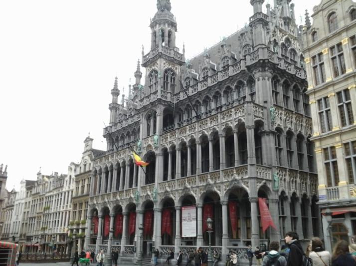 Maison du Roi - Bruxelles