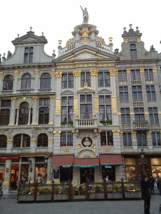 Piata Mare Bruxelles