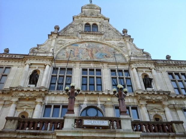 Opera Gent Belgia