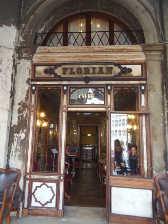 Veneția - Cafeneaua Florian