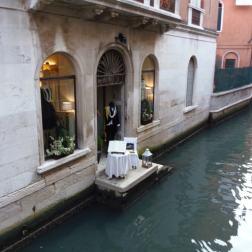 Veneția - un loc perfect pentru o cină romantică