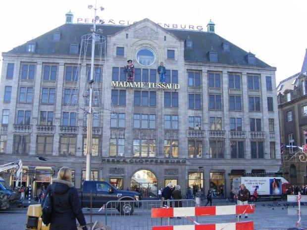 Madame Tussaud Museum