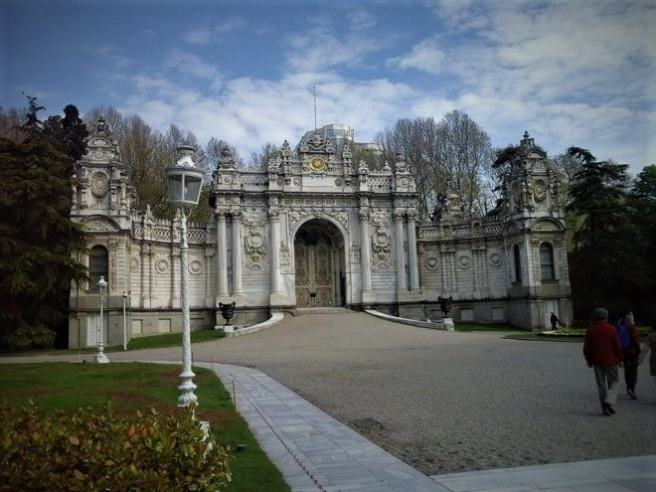 Dolmabahce-Istanbul