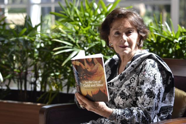 Kenize Mourad și cartea sa