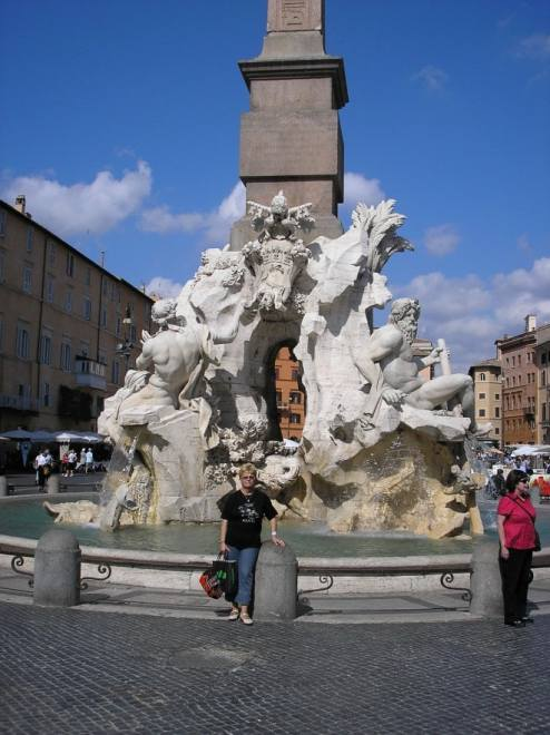 Roma. Piața Navona