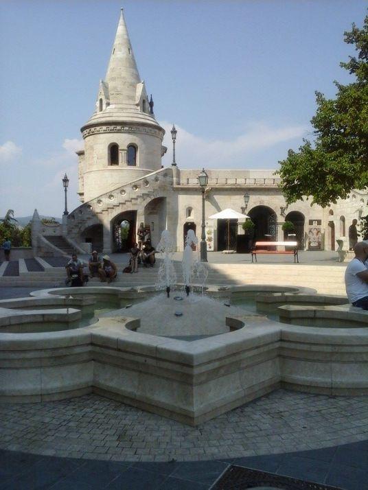 Budapesta-Bastionul Pescarilor