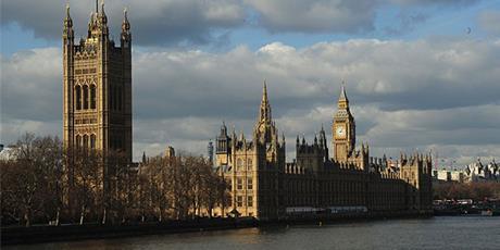 Palatul Westminster, reședință regală pe vremea lui Henric al VII-lea