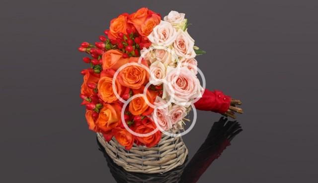 buchet-mireasa-trandafiri