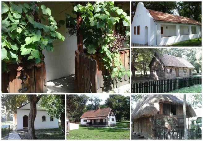 Case Muzeul Satului Banatean