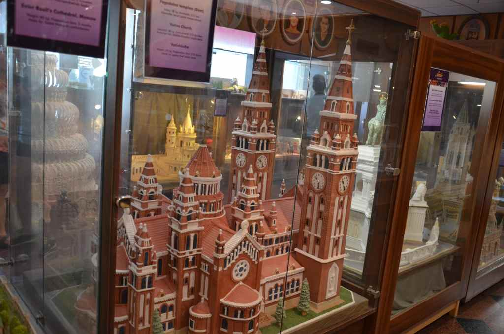 Muzeul Marțipanului Budapesta