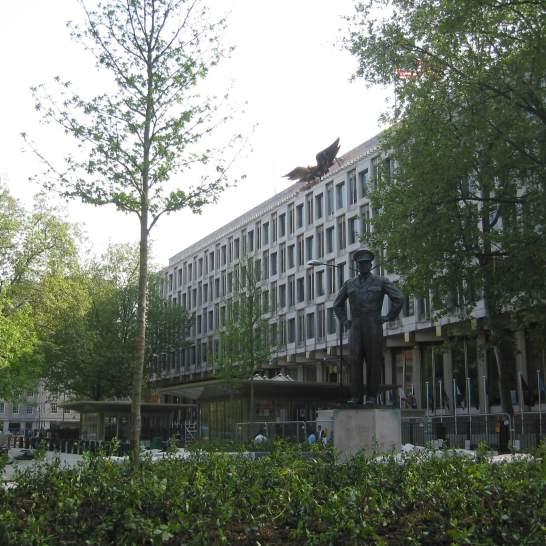Ambasada din Grosvenor Square