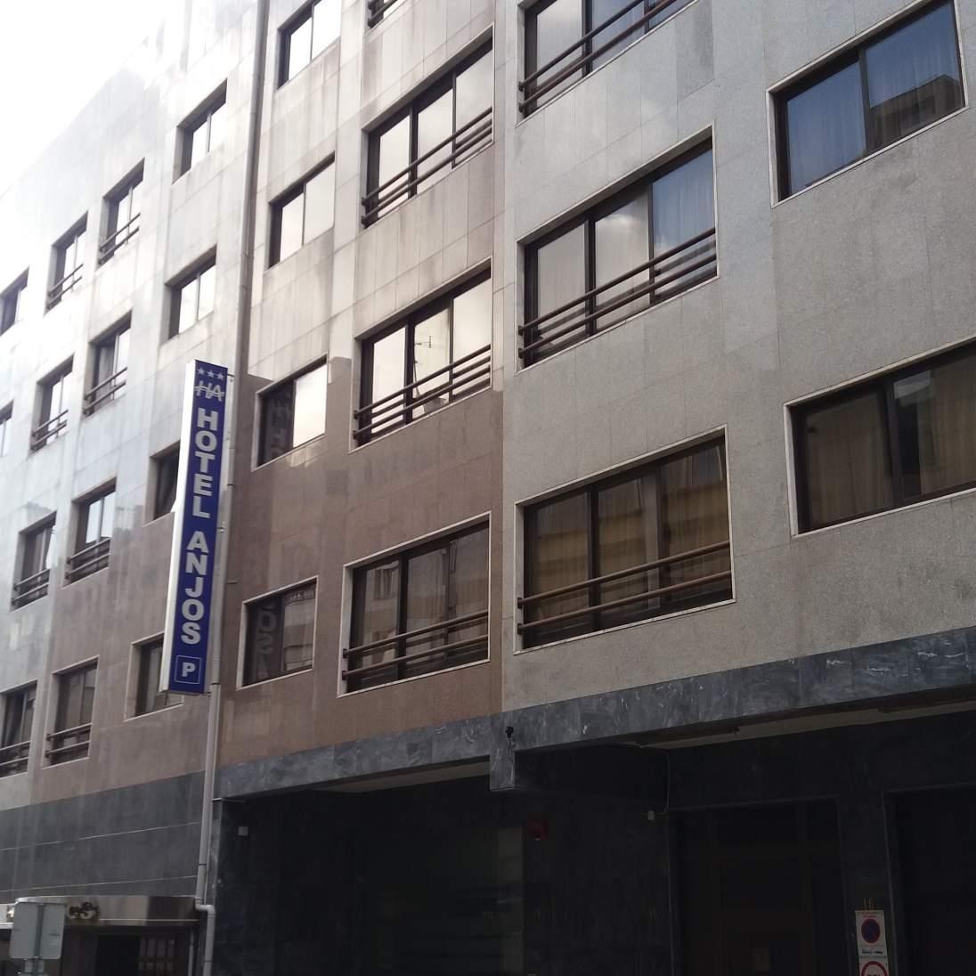 Hotelul Dos Anjos