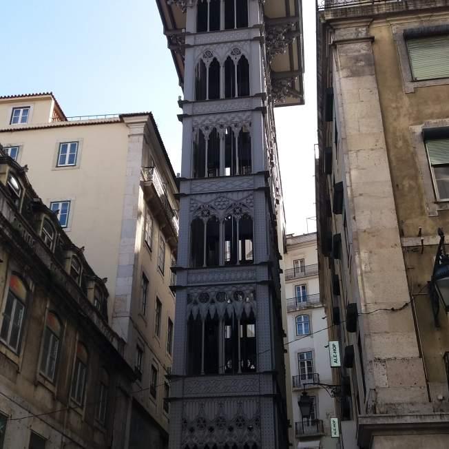 Liftul Santa Justa
