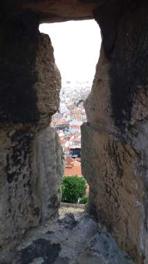 Lisabona în zare