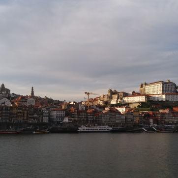 Porto văzut din Gaia
