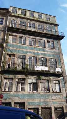 Clădire abandonată