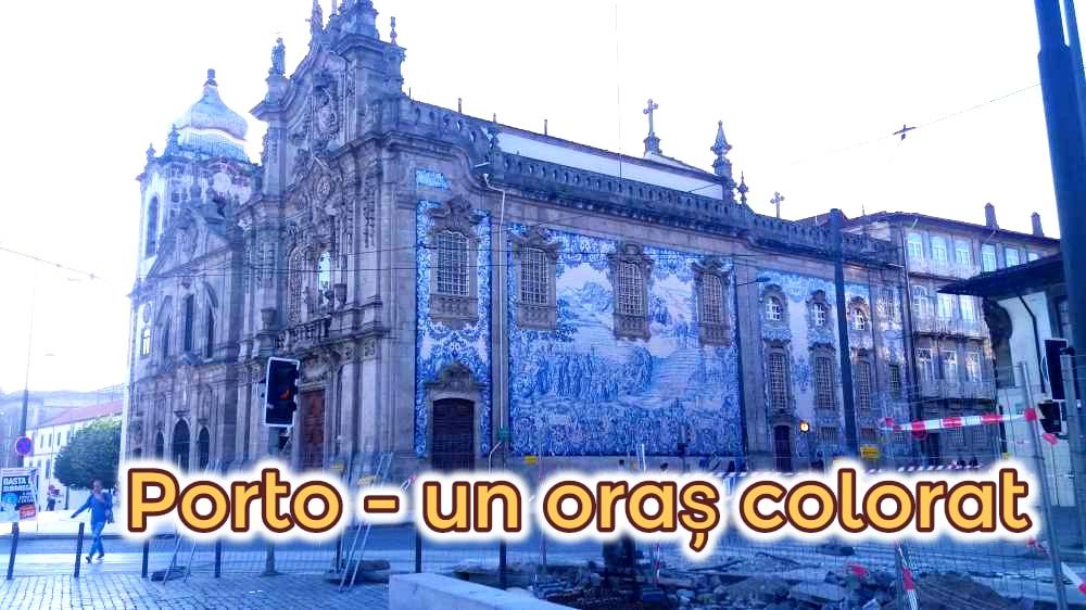 Porto- un oraș colorat