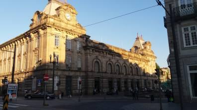 Gara Sao Bento Porto