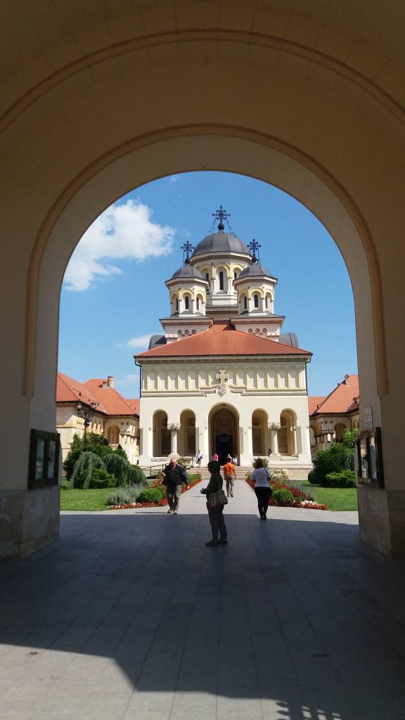 Catedrala Alba-Iulia
