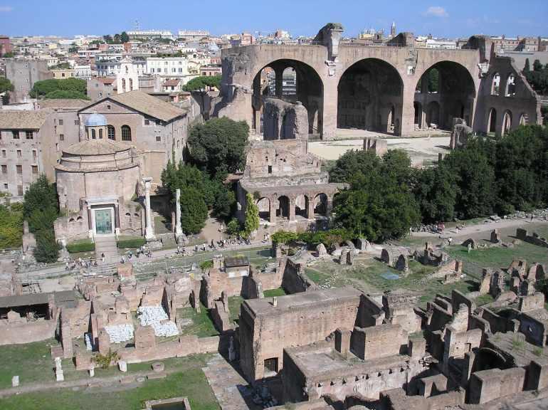 roma-forum