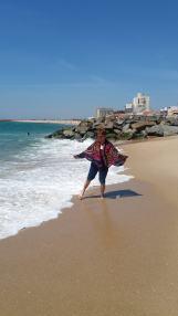 La Oceanul Atlantic, în Portugalia