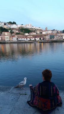 O seară frumoasă în Porto