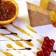 Foie gras de canard mi-cuit