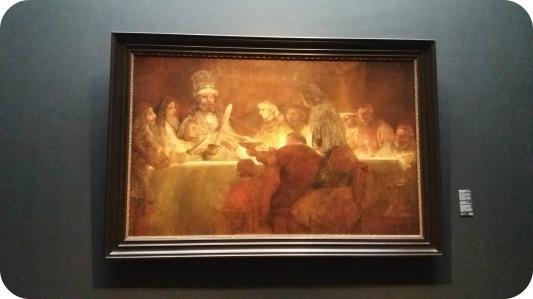 Jurământul lui Claudius Civilis, tablou expus la Rijksmuseum în Amsterdam