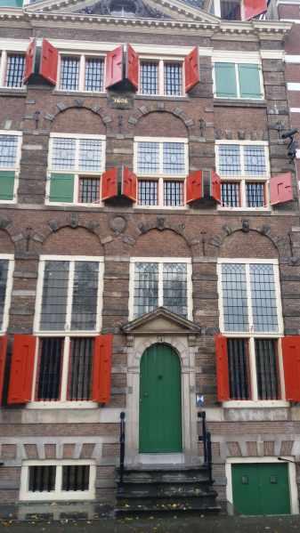 Rembrandthuis în Amsterdam