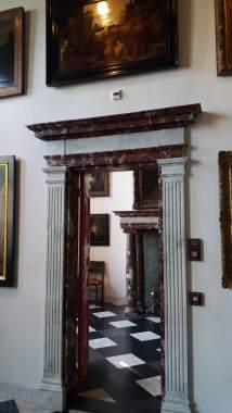 Încăperea unde-și primea Rembrandt musafirii
