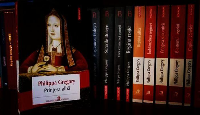 Prințesa albă de Philippa Gregory