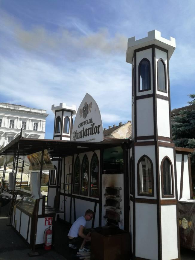 Street Food Festival - Castelul Brutarilor