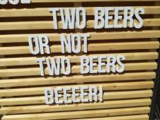 Street Food Festival - Beer