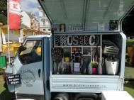 Street Food Festival Prosecco van