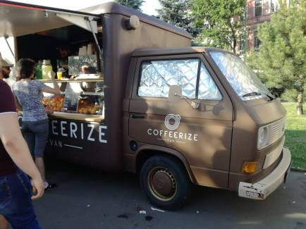 Street Food Festival - Coffee
