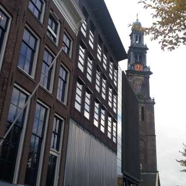 Casa Anne Frank din Amsterdam