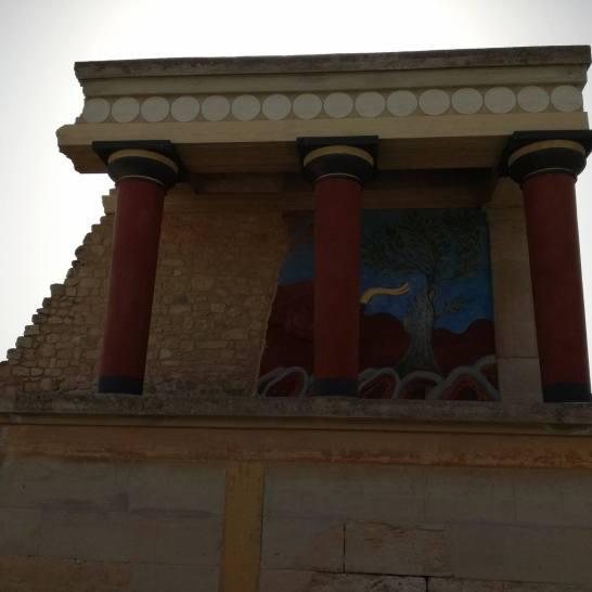 Palatul Knossos