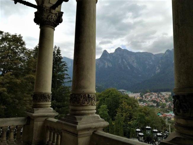 Vedere din balcon