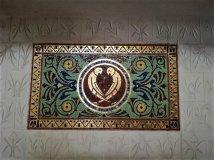 Mozaic colorat