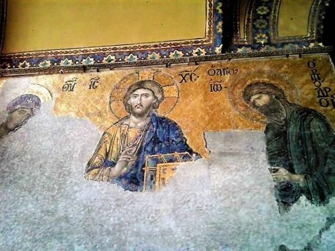 deesis-mozaic