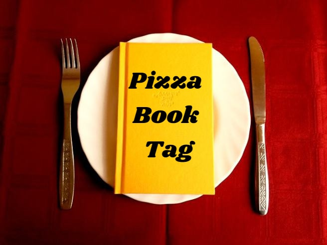 Pizza Book Tag