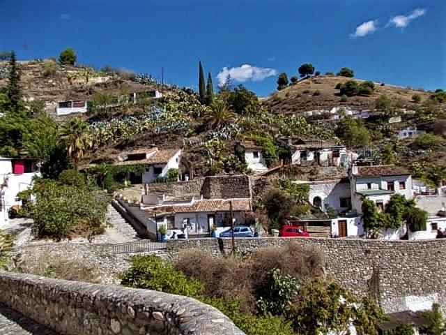 Albaicin-Granada