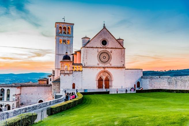 Assisi-Italia