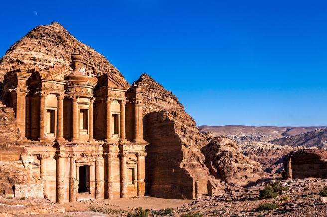 Petra-Iordania