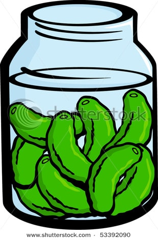 pickle-jar-cartoon-clipart