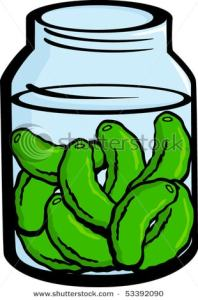 pickle-jar-cartoon-clipart