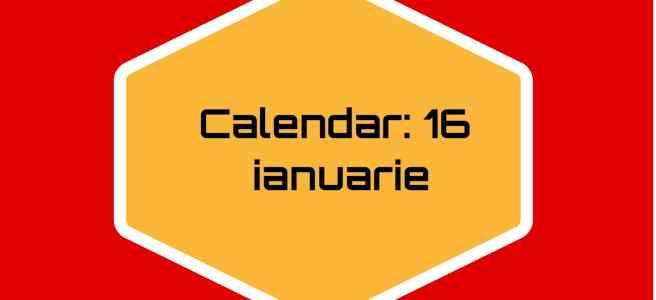 16-ianuarie