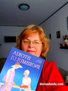 book-selfie