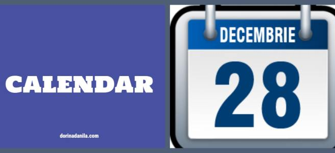 28 decembrie