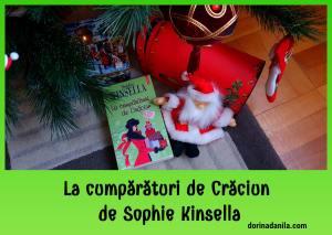 La cumpărături de Crăciun de Sophie Kinsella